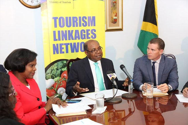 "Jamaica Tourism Minister says Canadian travel advisory ""routine"", no need to worry"