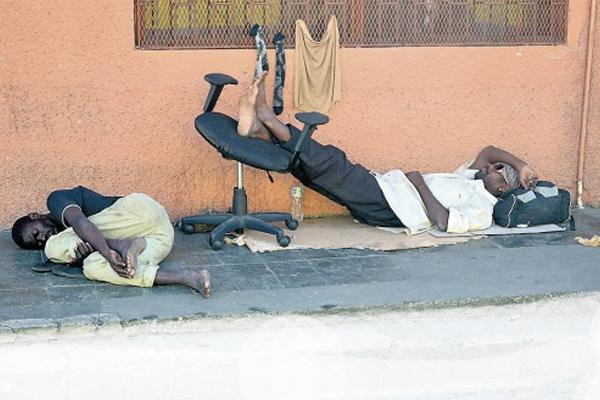 More Street People?