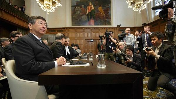U.N. court orders Japan to halt whale hunt
