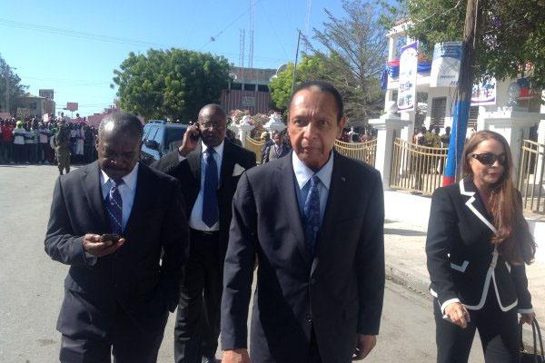 Former Haitian dictator dies
