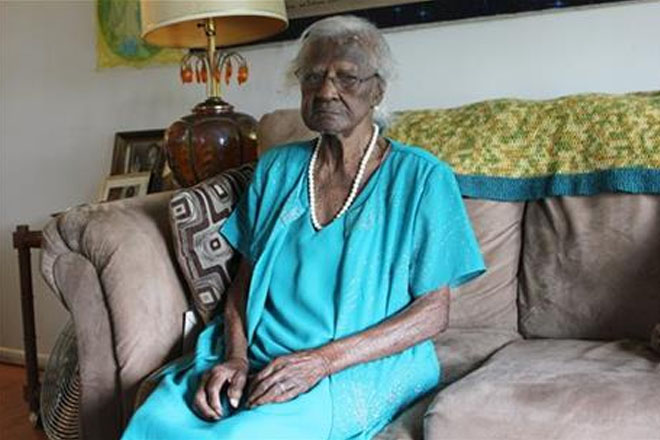 American claims crown as world's oldest person