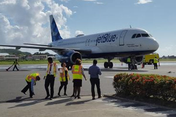 Jetblue now offers new direct service to St Lucia from Boston