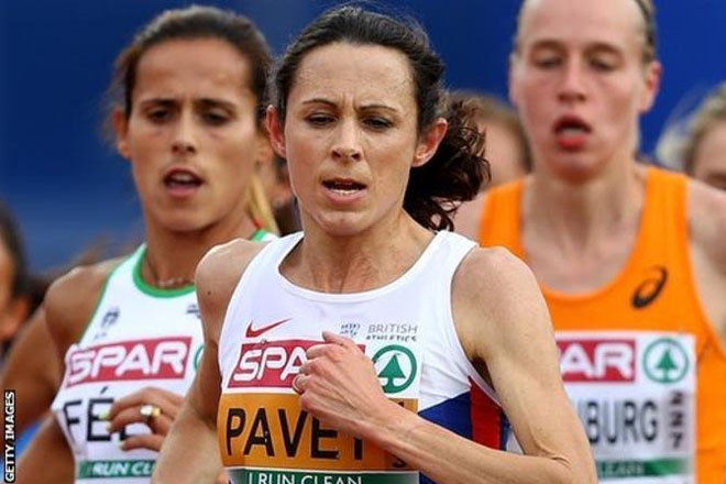 Rio Games: Jo Pavey named in GB athletics team at 42