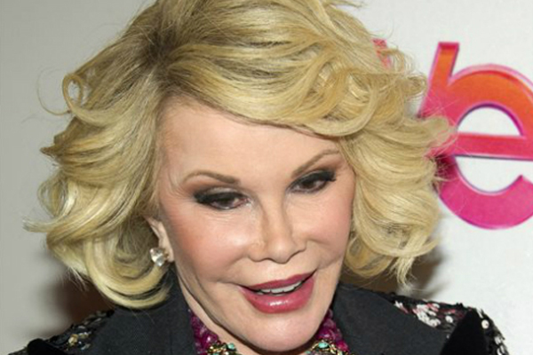 Joan Rivers out of New York intensive care – daughter