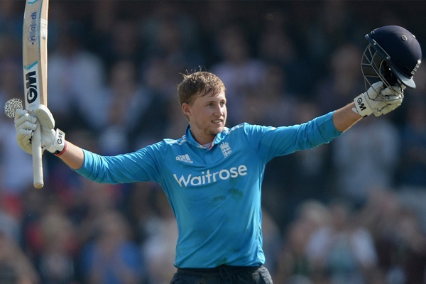 Root century leads England to fine victory