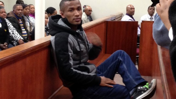 South African Anene Booysen rapist jailed for life