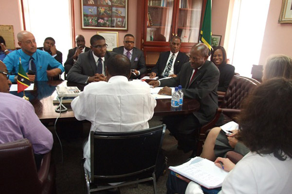 Labour Government will continue to ensure Nevis benefits