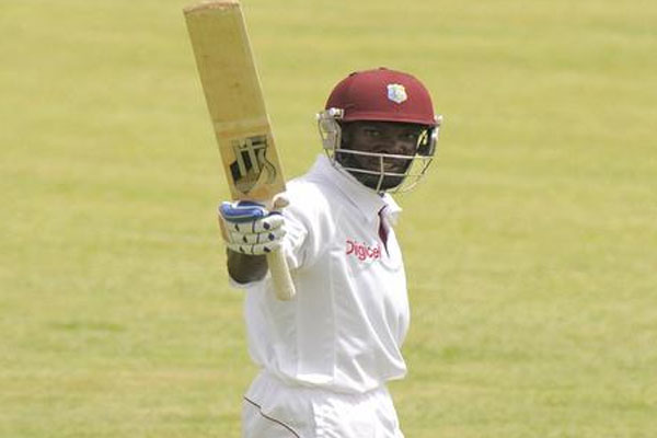 Carter half-century gives Windies-A lead