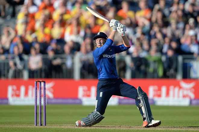Brilliant Bairstow leads England to 3-2 series win