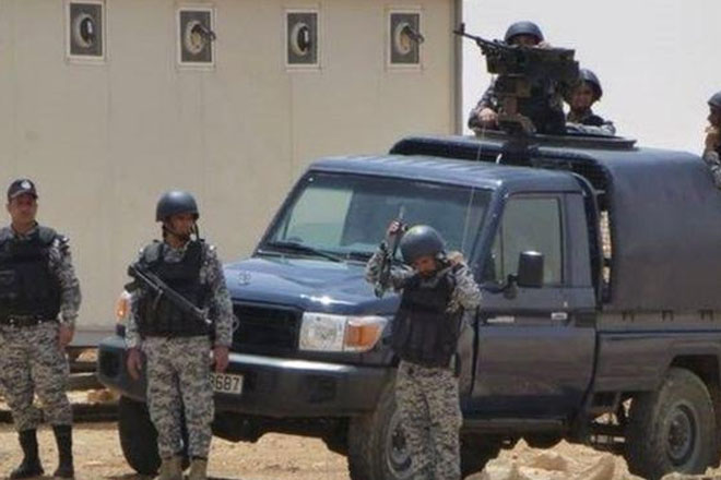 Jordan officers killed in attack at Baqaa camp near Amman