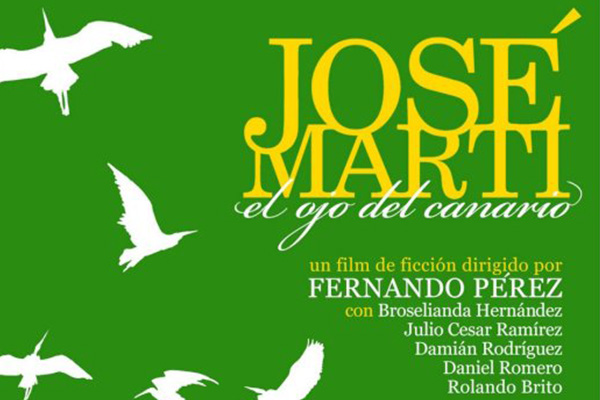 """Cuban embassy to screen Jose' Marti,""""The Eye of the Canary"""" in Nevis"""