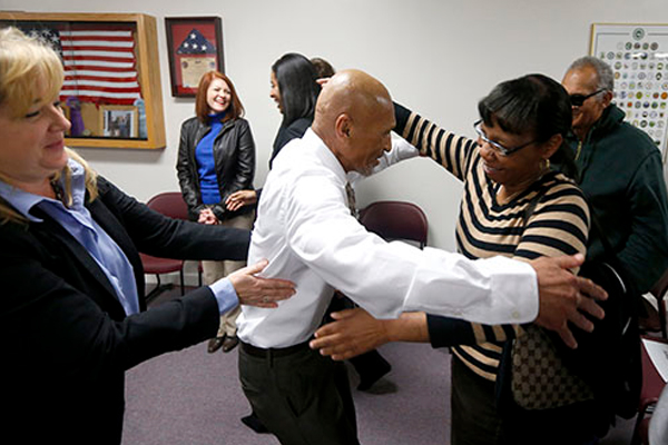 After 37 years in prison, innocent North Carolina man freed