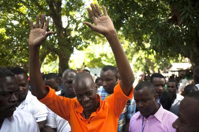Haiti's Government Candidates Advance to Presidential Runoff