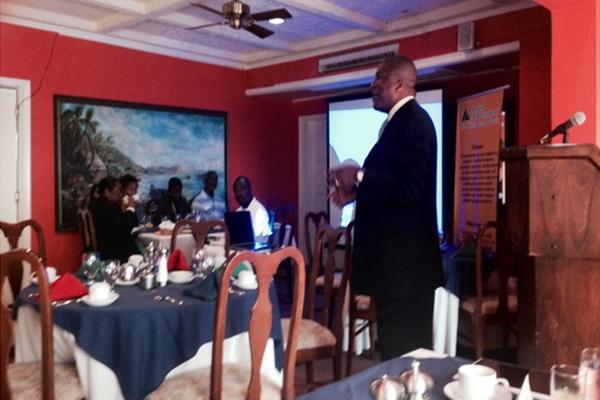 Junior Achievement St. Kitts and Nevis DREAM Breakfast