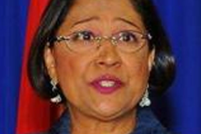 Duty to clear government's name, says Trinidad PM