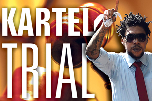 Kartel murder trial continues today