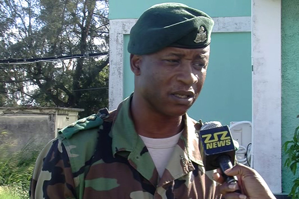 SKN Defence Force promotes continued Education