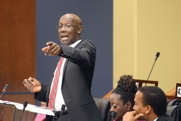 Trinidad no-confidence motion to be debated Wednesday
