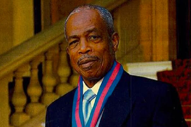 Sir Kennedy Simmonds Named 5th National Hero