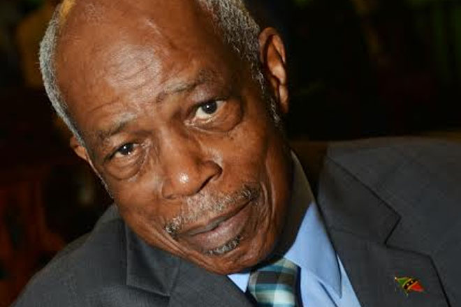 Historic investiture ceremony will make Sir Kennedy Simmonds SKN's only living National Hero