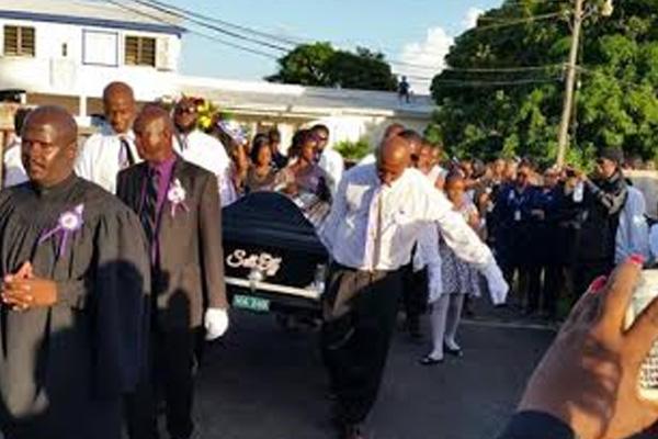 PM Douglas expresses condolences to families of crime victims