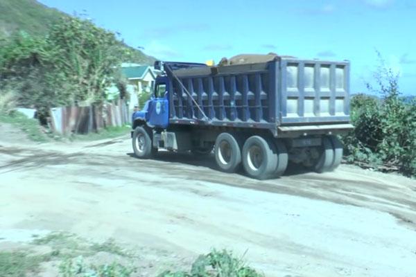 Dust problem raised by Keys Residents