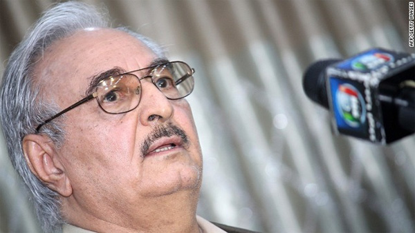 Libya hastily announces elections after anti-Islamist offensives