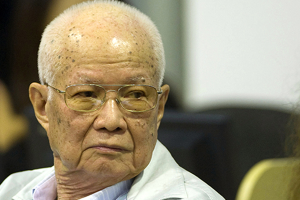 Khmer Rouge leaders jailed for life