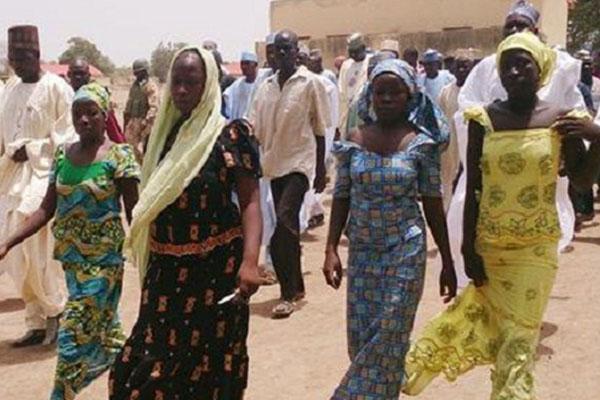 Kidnapped Nigerian girl describes ordeal; 276 still missing