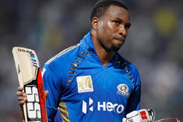 Pollard named Mumbai Indians captain