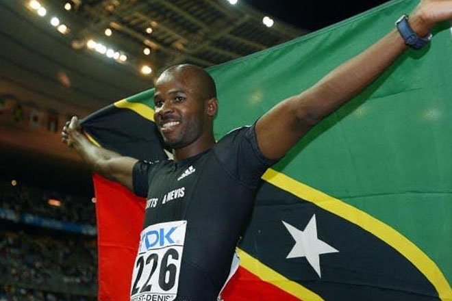 Government of National Unity congratulates Kittitian sprint star Kim Collins on historic win in Germany