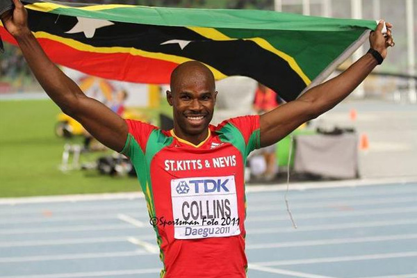 """Kim Collins: """"An old man like me shouldn't be winning"""""""