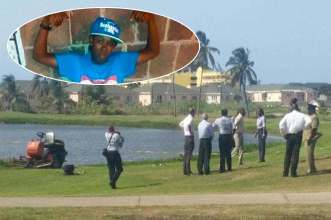 Challenger's Body Found in Marriott Pond