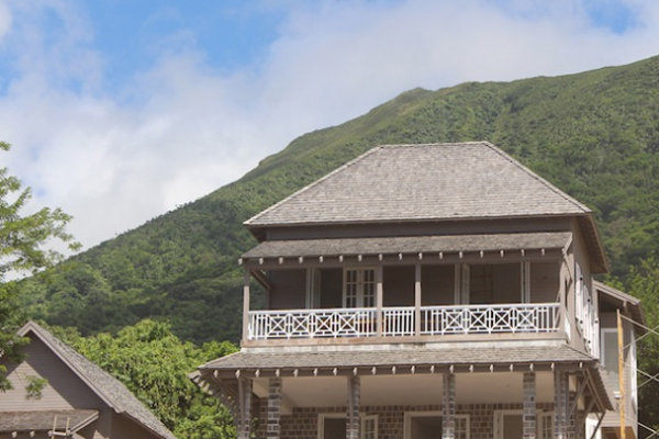 Caribbean Journal says St. Kitts is undergoing a hotel development boom