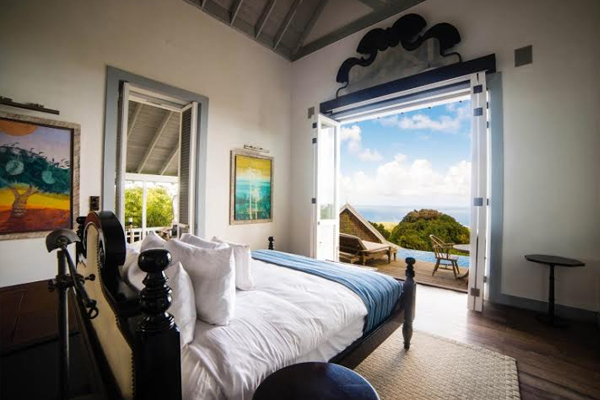 St. Kitts' Belle Mont Farm among a list of 10 Amazing Island escapes this winter