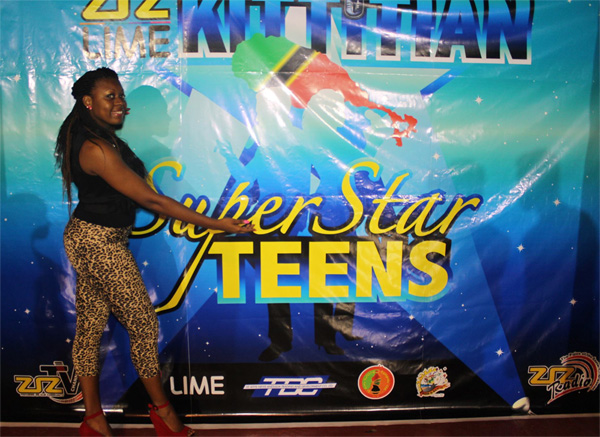 Kyana wins KSS teens