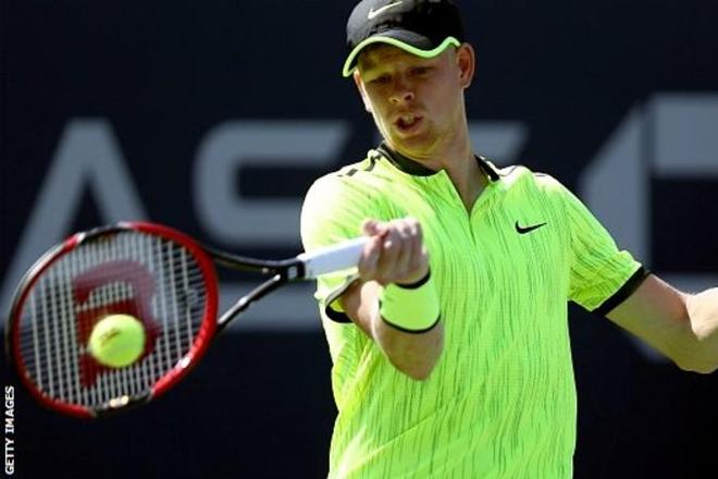 US Open 2016: Kyle Edmund thrashes 13th seed Richard Gasquet
