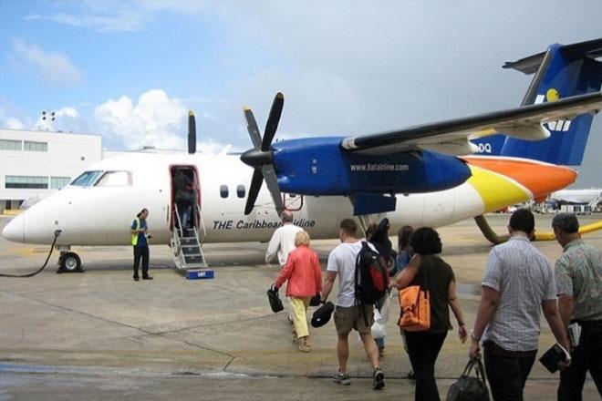 LIAT, taxes and tourism: Rebalancing the tax burden