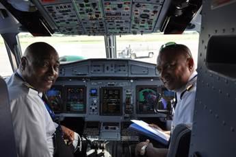 Another new aircraft arrives, upgrades LIAT fleet