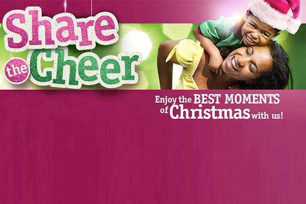LIME announces its share The Cheer Christmas Campaign