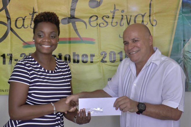 Christophe Harbour Foundation provides sponsorship for this year's Latin Festival