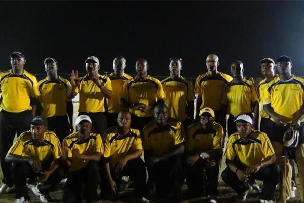 Nevis Retains Masters' Championship
