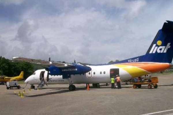 LIAT slapped with notice of penalty following November incident