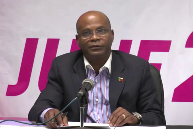 Government Commits EC$2.5 Million to St. Kitts Music Festival