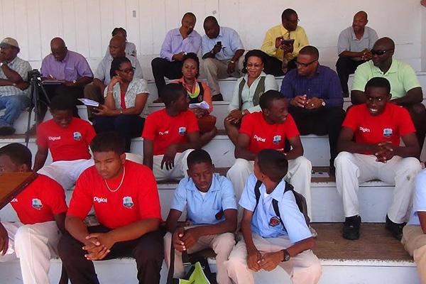 Local Cricket season underway