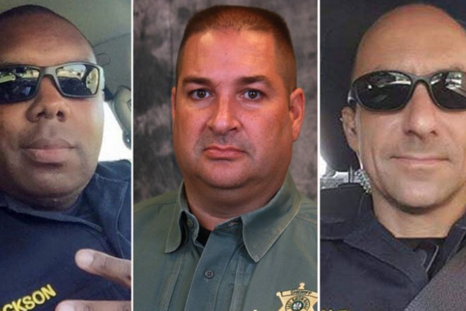 Baton Rouge officer deaths: 'No talking, just shooting'