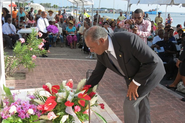 Do not forget those who perished in M.V. Christena Disaster, Nevis Premier tells Nevisians