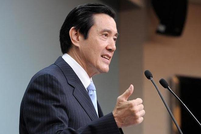 President Ma Ying-jeou addresses Members of European Parliament