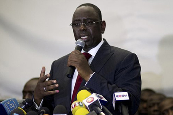 Senegal's president wants to shorten his term in office