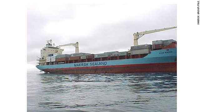 Police identify 2 Americans found dead on Maersk Alabama — 'Captain Phillips' ship